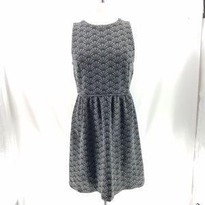 Ann Taylor Loft 8 Sweater Dress Career Sleeveless